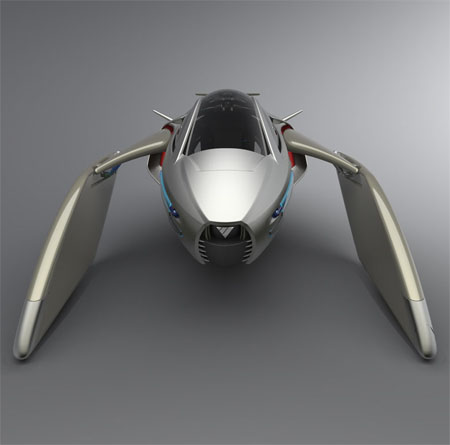 YEE Has Been Designed To Make Your Dream Of A Flying Car Come True