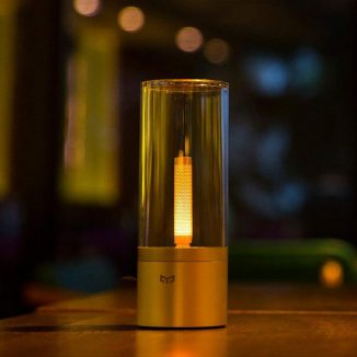 YEELIGHT Candela – Rechargeable LED Candle Light for Cozy and Calm Atmosphere