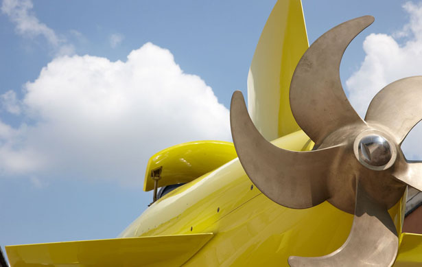 Yellow Submarine by Y.Co