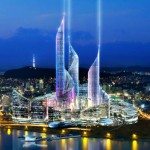 Yongsan IDB Masterplan, the Dream Hub for Seoul, Korea