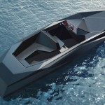 Limited Edition Z-Boat by Zaha Hadid
