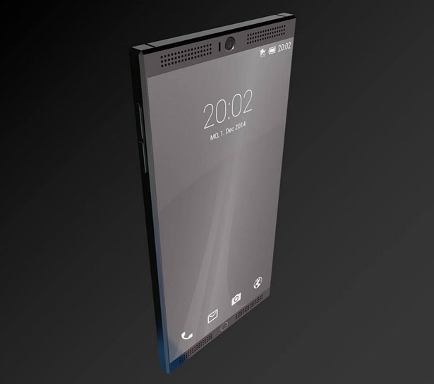 Symetium Concept Phone by Jonathan Gustafsson
