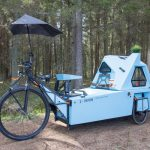 Zeltini Z-TRITON - House, Boat, and Trike in One