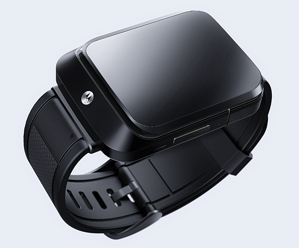 Z8M Remake Smartwatch by PDFHaus and Jae Won