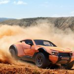 Zarooq Sandracer 500GT Moves Like A Snake In The Dessert