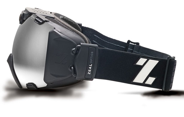 Record Any of Your Extreme Actions with Zeal iOn HD Camera Goggle