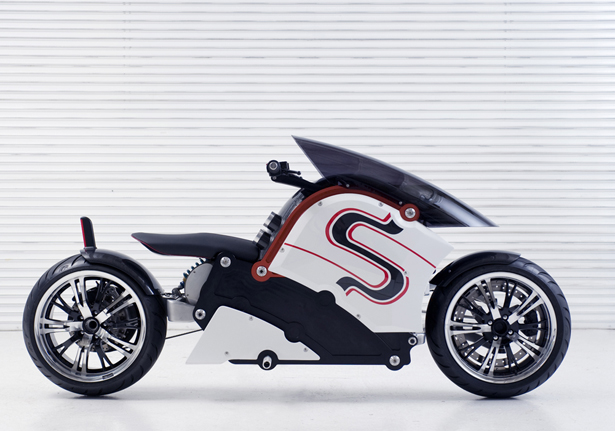 Zec00 Electric Motorcycle