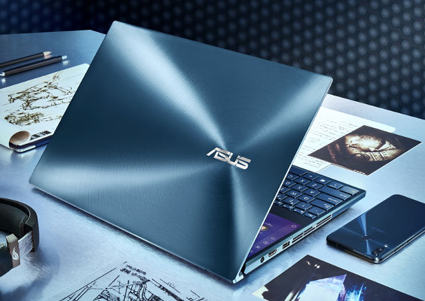 Asus ZenBook Pro Duo Laptop - Dual Screen Laptop - Dual Display Laptop