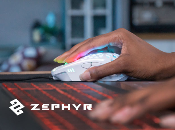 Zephyr RGB Gaming Mouse