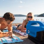 Zero Breeze Portable Battery-Powered Air Conditioner to Keep You Cool This Summer