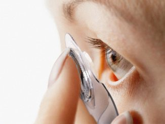 ZERO – Disposable, Non-Touch Contact Lens to Avoid Contamination from Your Dirty Hand