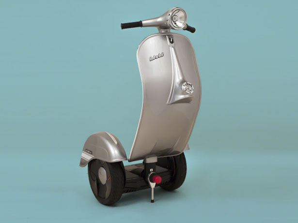 Zero Scooter First Autobalance Scooter