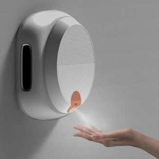 ZERO – Modern and Smart Concept Sterilizer for Your Hands and Smartphone