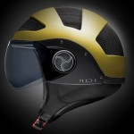 Zero5 Ski Helmet Combines Futuristic and Retro Style Into A Modern and Innovative Helmet