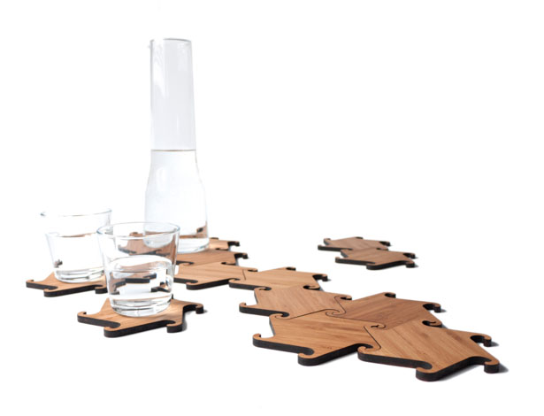 Zesch Coasters by Michiel Cornelissen