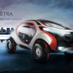 Zetra Extreme Weather Vehicle by Adis Sabic