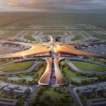 Beijing New Airport by Zaha Hadid Architects