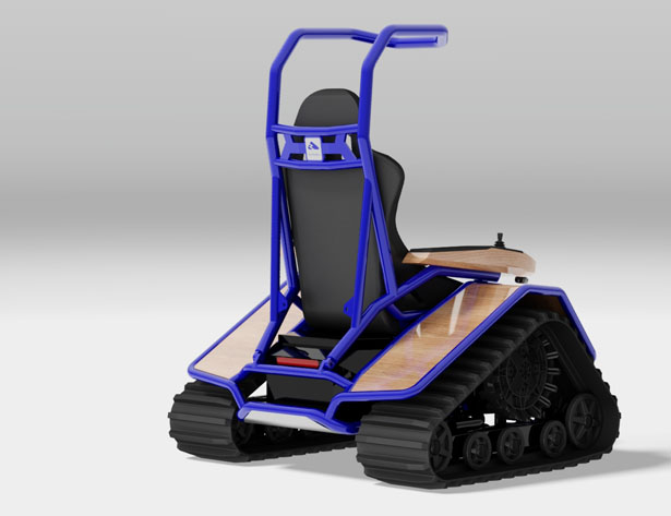 Ziesel Electric Offroad Vehicle