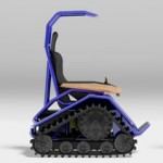 Ziesel Electric Offroad Vehicle for Outdoor Fun