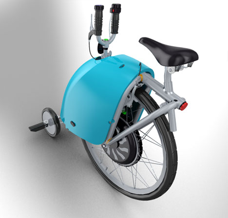 Zig Zag One Person Electric Vehicle