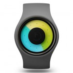Ziiiro Watch : Aurora and Orbit