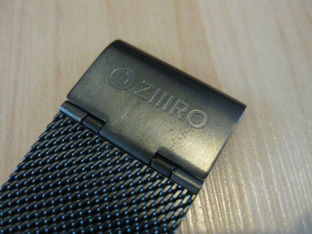 ZIIIRO Celeste Gunmetal Colored Watch Hands-On Review