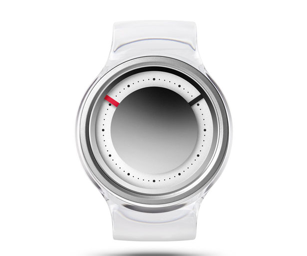 ZIIIRO Eon Watch - Transparent and Interchangeable