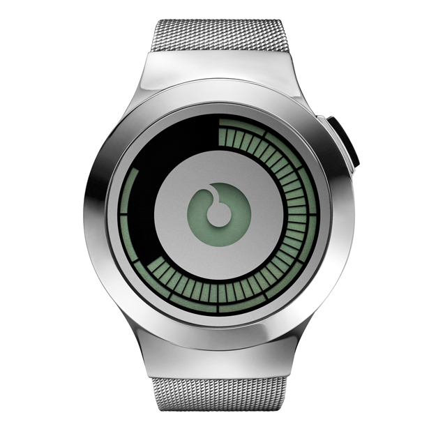 Tuvie Giveaway : Gorgeous ZIIIRO Saturn Silver Watch for You!