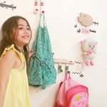 ZOOGER Wooden Hanger for Children