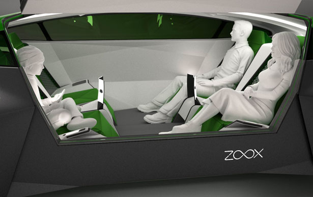 ZOOX Level 4 Mobility Company