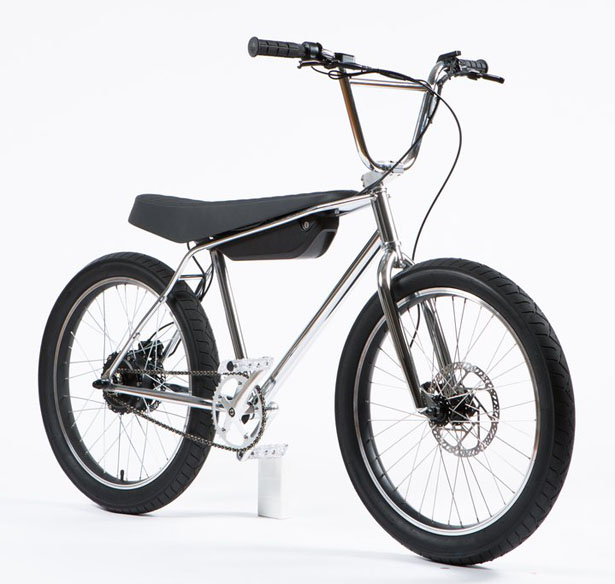 Zooz Bikes Urban Ultralight Electric Bike is Light Enough You Can Lift It Up with One Hand