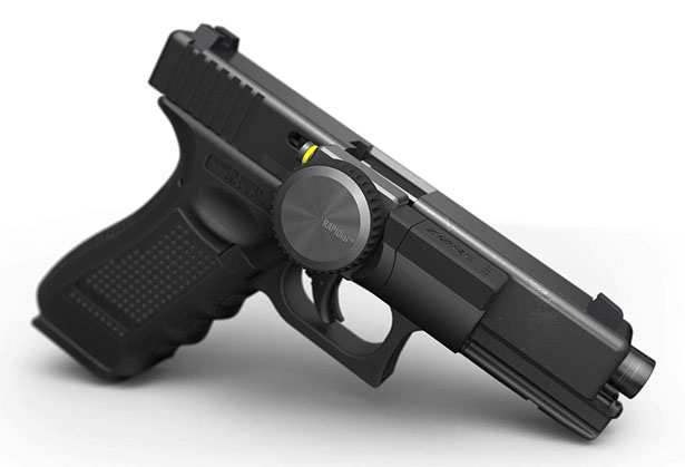 Zore X Core Series Smart Gun Lock to Prevent Unauthorized Access To Firearms